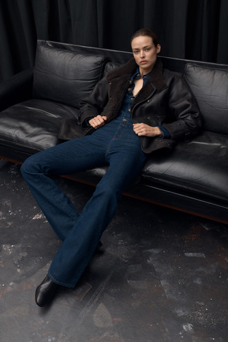 Фото №16 - Самые модные джинсы осени и зимы 2021/22