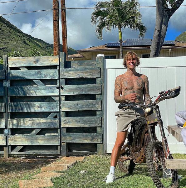 Фото №5 - Солнечные Гавайи: как Джастин и Хейли Бибер провели свой романтический отпуск 💞