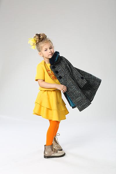 Фото №8 - Как модно одеть ребенка на праздник