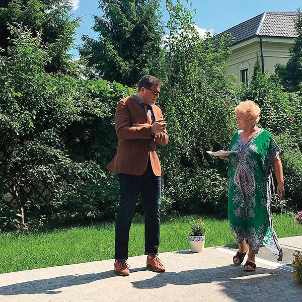 Фото №12 - Мама Ксении Собчак: «Буду унижаться и просить дать внуков!»