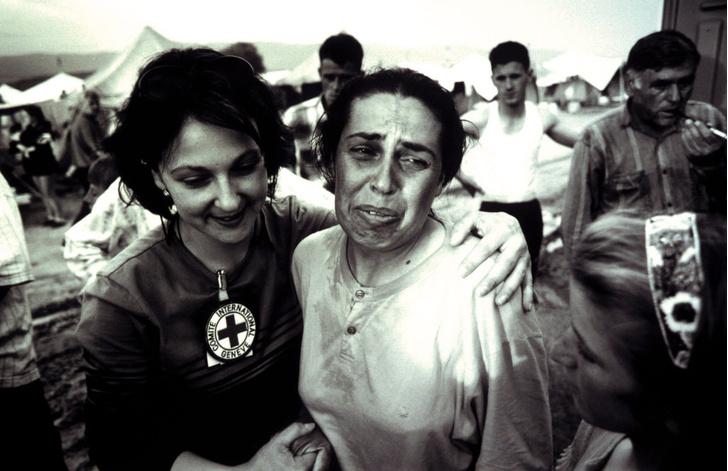 Фото №10 - Помощь всем, кто в ней нуждается: 140 лет Красному Кресту Америки