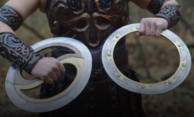 Фото №4 - 7 необычных видов древнего оружия, о которых ты, скорее всего, даже не слышал