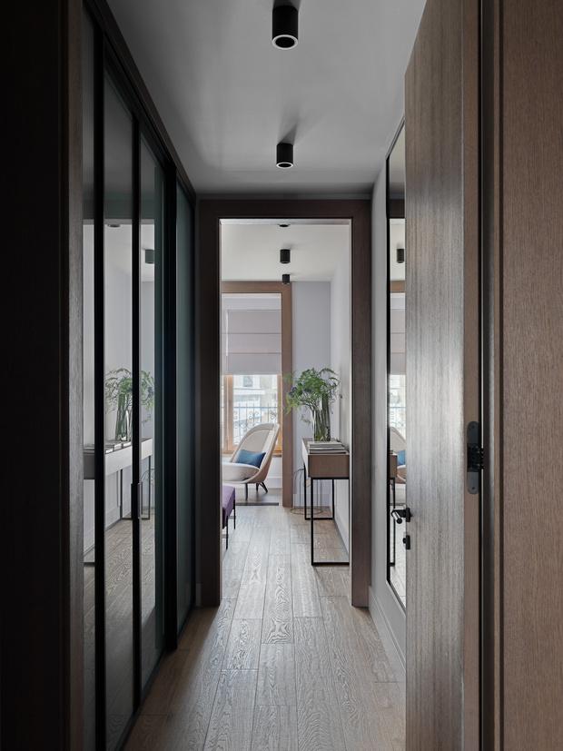 Фото №16 - Квартира 140 м² на Плющихе по проекту Tatiana Alenina design bureau
