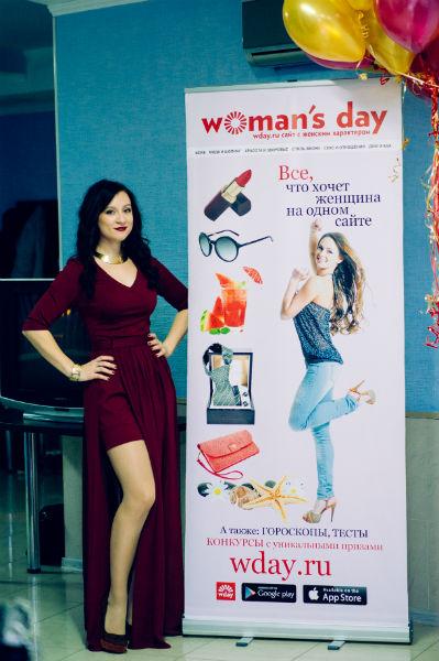 Фото №29 - Woman's Day на бьюти-празднике: все для женщин!