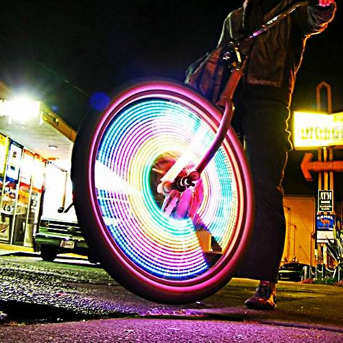 Велопарад «Яркая ночь»