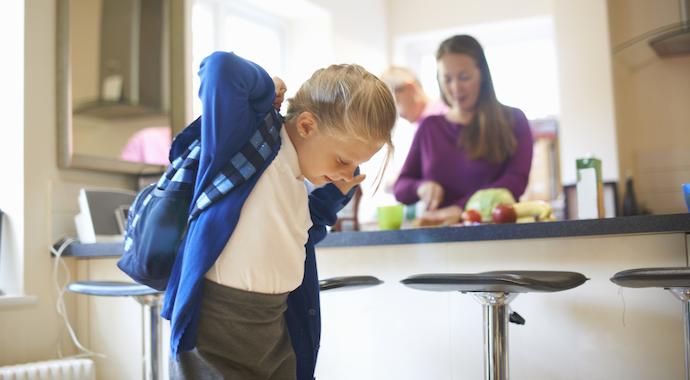 Дети идут в школу: как всей семье адаптироваться к новой жизни