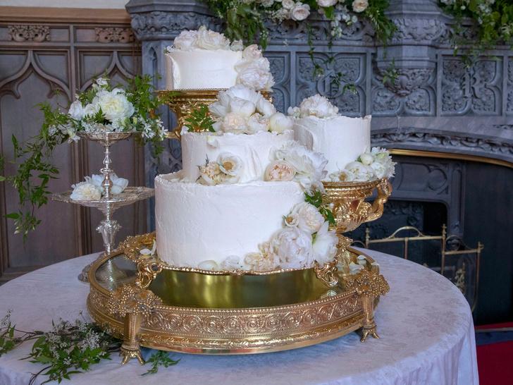 Фото №2 - Королевская традиция, которую нарушил свадебный торт Гарри и Меган