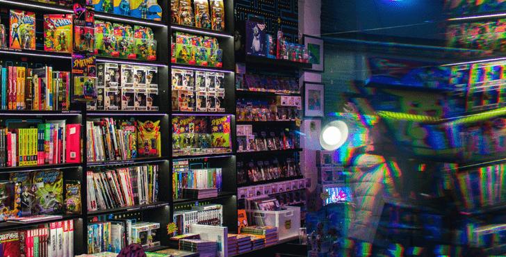 Фото №2 - Самые прикольные аниме и k-pop места в Москве и Санкт-Петербурге 😎