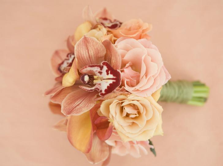 Фото №5 - Свадебный букет своими руками: советы флористов
