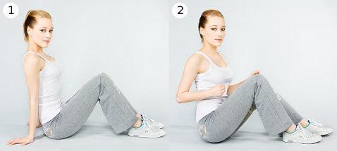 Фото №4 - Лучшие упражнения в домашних условиях