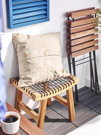 Фото №4 - Маленький балкон: полезные советы по оформлению