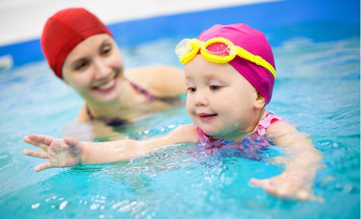 Фото №1 - Фитнес-мама с малышом: занимаемся спортом вместе