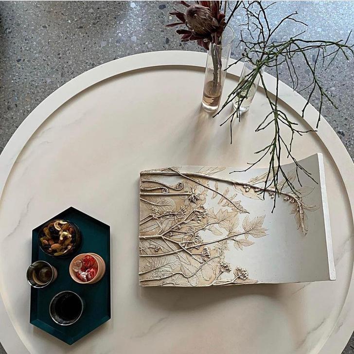 Фото №4 - Новые имена: ботанические барельефы Марианны Макаровой