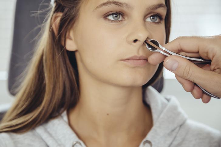 Как избавиться от полипов в носу