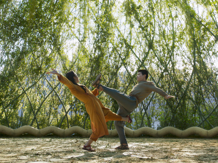 Фото №7 - Рецензия без спойлеров: стоит ли смотреть фильм «Шан-Чи и легенда десяти колец» от Marvel 🐲