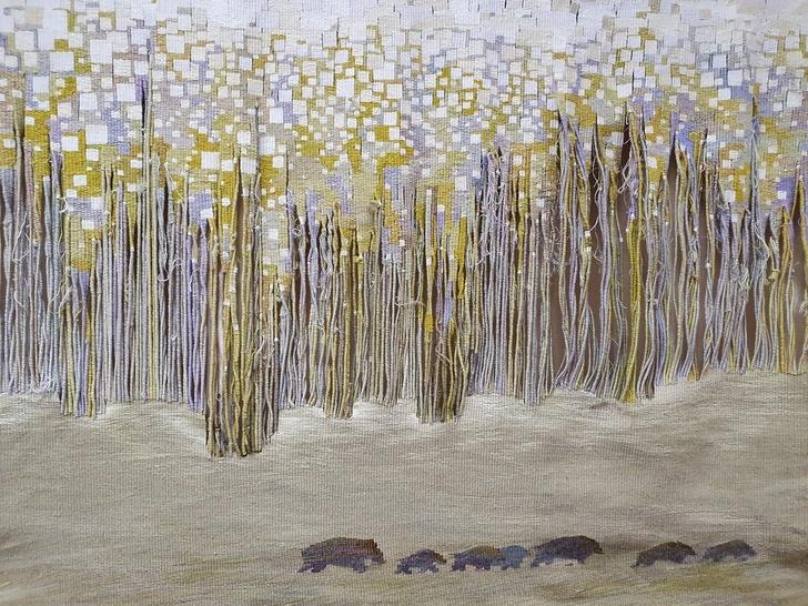 Фото №3 - Экспозиция шпалер и гобеленов в «Ателье ковров Евгения Шутко»