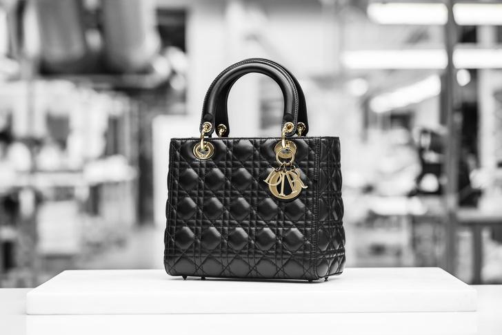 Фото №1 - История одной сумки: Lady Dior и ее связь с леди Ди