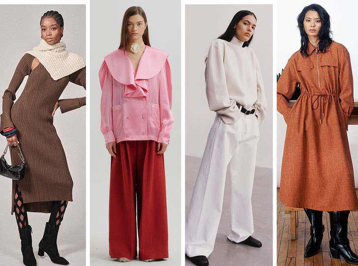 Фото №1 - Тренды осени и зимы 2021/22 с Недели моды в Нью-Йорке