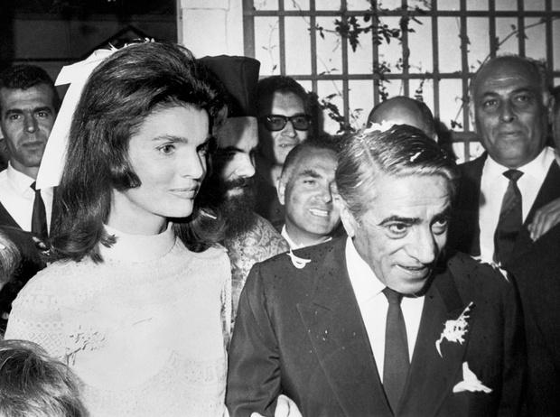 Фото №14 - Оперная дива, миллиардер и первая леди: современная греческая трагедия