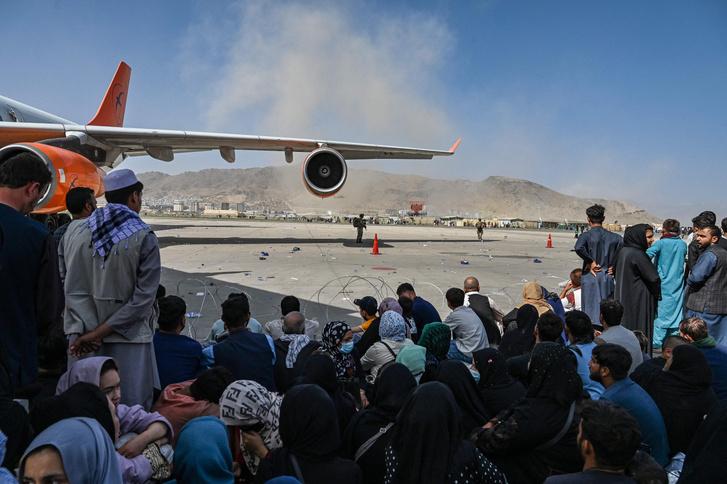 Фото №1 - Кабульский исход