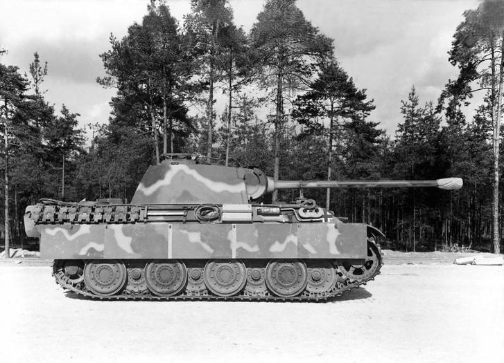 Фото №3 - Багира промахнулась. Почему танк «Пантера» не оправдал ожиданий