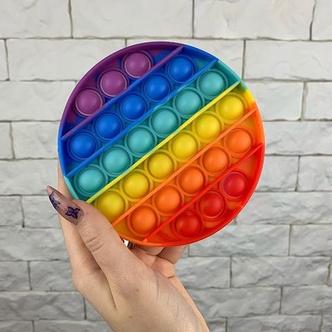 Фото №2 - Поп-ит и симпл-димпл: кто их придумал, в чем разница и как сделать игрушку самой