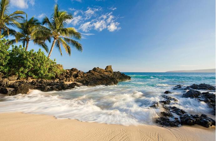 1. Мауи, Гавайские о-ва