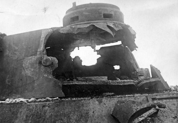 Фото №5 - Консервный нож для немцев: 7 фактов о самой страшной советской самоходке