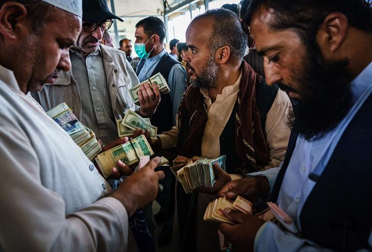 Фото №10 - Что за месяц сделали талибы с Афганистаном (красноречивые фото)