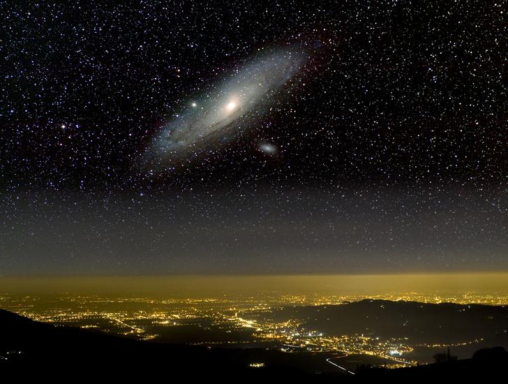 Фото №1 - MasterCard приглашает на закрытое мероприятие «Ночь в Планетарии»