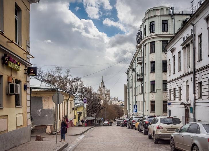 Фото №13 - Архитектурные прогулки: Кузнецкий мост и его окрестности
