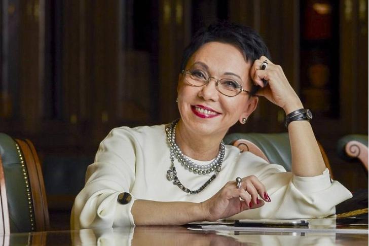 Фото №1 - Умерла сестра министра обороны Лариса Шойгу