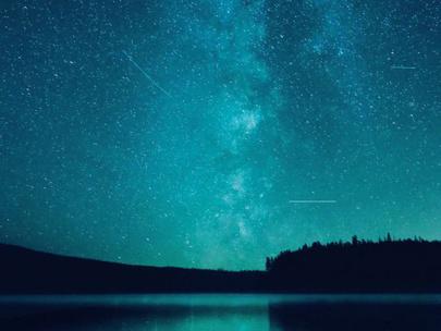 Фото №6 - Тест: Выбери фото звездного неба, и мы скажем, где ты познакомишься со своим будущим парнем
