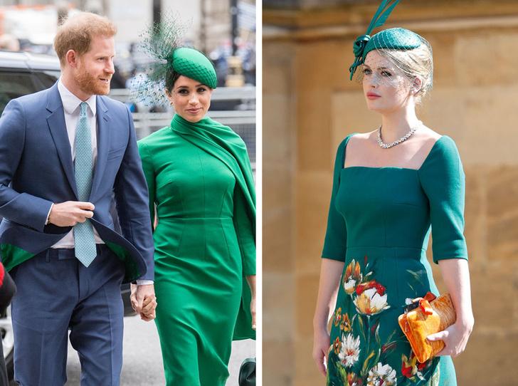 Фото №1 - Почему Гарри и Меган не появились на свадьбе леди Китти Спенсер
