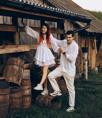 Фото №3 - Находка дня: белое платье в стиле бохо как у Оли Шелби 😍