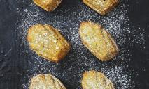 Ароматное французское печенье «Мадлен»