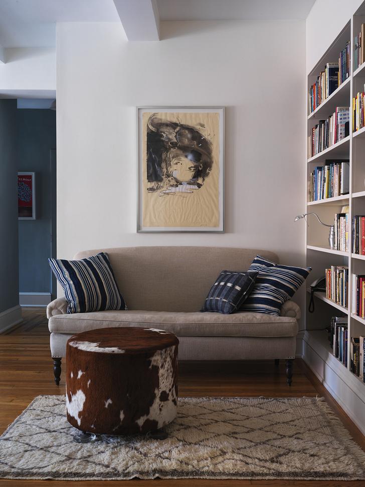 Фото №13 - Квартира для семьи библиофилов в Нью-Йорке