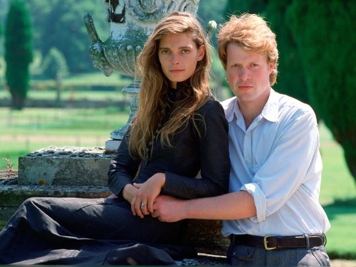 Фото №1 - Несчастливые браки Спенсеров: почему брат принцессы Дианы развелся с первой женой