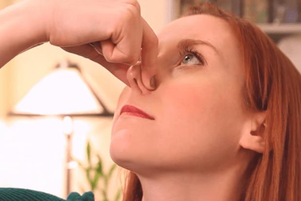 избавиться от заложенности носа без лекарств