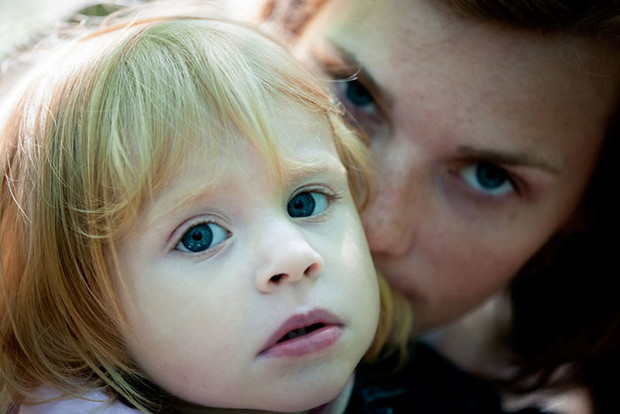 Фото №1 - Воспитательный прием «Тетя смотрит на тебя»