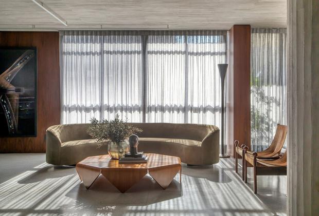 Фото №6 - Апартаменты с коллекционным дизайном в Сан-Паулу