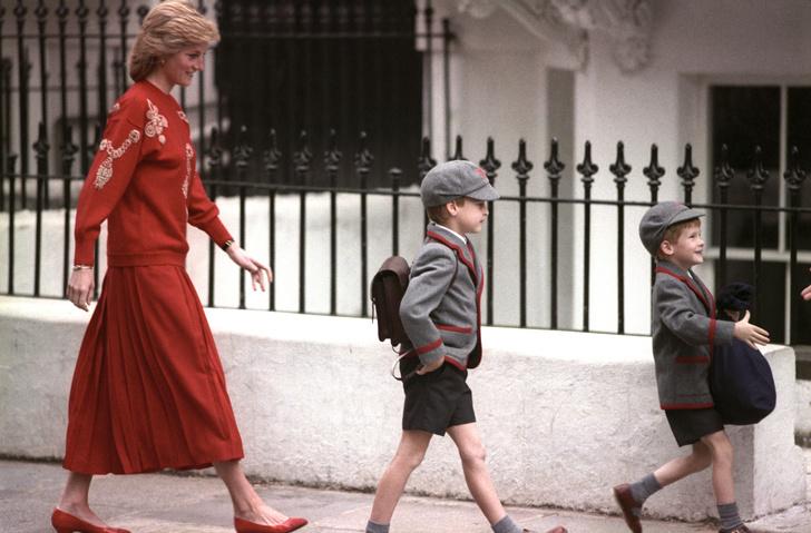 Фото №8 - Методы воспитания леди Дианы, которые переняли Уильям и Кейт Миддлтон— фото