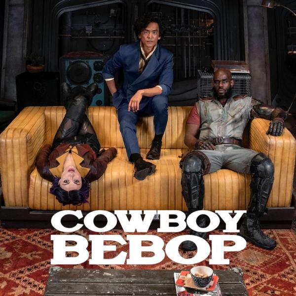 Фото №1 - Что мы знаем о лайв-экшен сериале «Ковбой Бипоп» от Netflix? 🚀