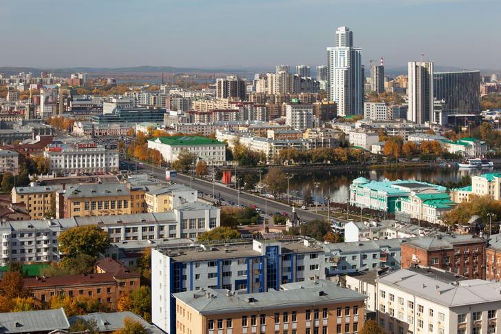 Фото №2 - «Яндекс» выяснил, где в России самый дождливый октябрь