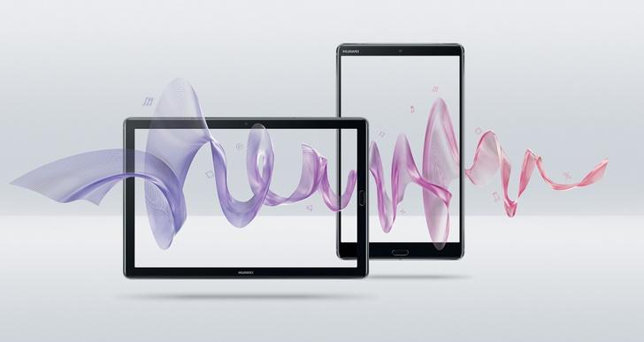 Фото №2 - Верный помощник на долгие годы: Huawei выпустила «умный» планшет MediaPadM5