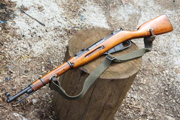 Фото №3 - 8 примеров знаменитого русского оружия, которое на самом деле придумали за рубежом