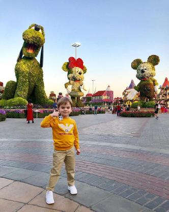 Фото №1 - Дети российских звезд, невероятно похожие на родителей