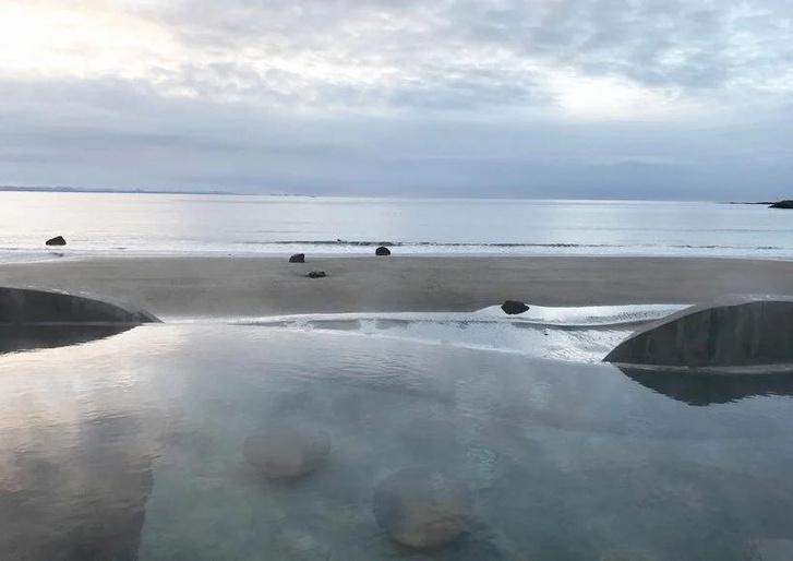 Фото №7 - Купальня Guðlaug baths в Исландии