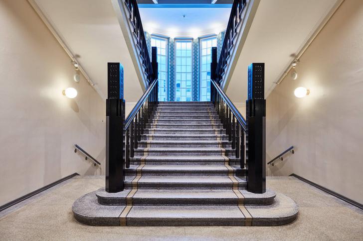 Фото №4 - В здании железнодорожного вокзала Хельсинки открывается отель