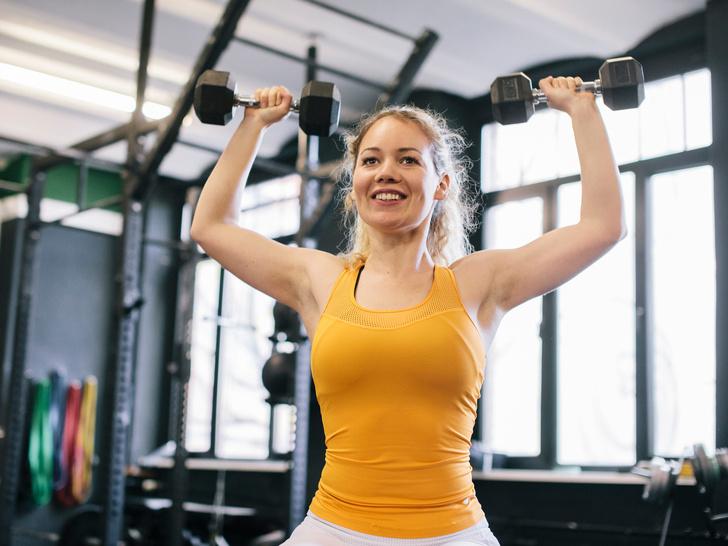 Фото №1 - Почему силовые тренировки необходимы даже худеющим